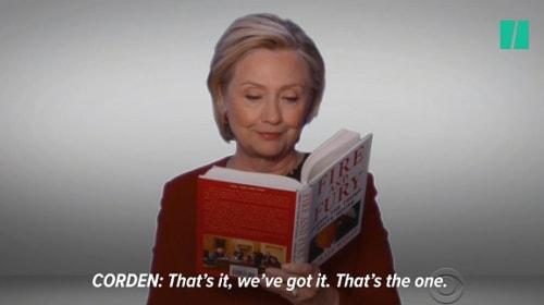 ヒラリー・クリントンがグラミー賞授賞式にサプライズ登場!トランプ大統領に一矢報いる【映像】