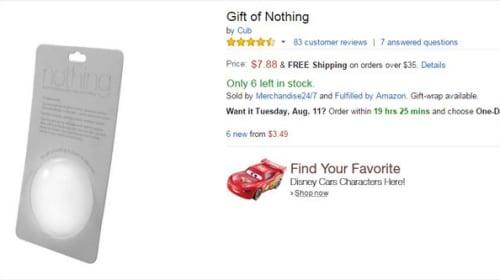 遂にここまで来たか!アマゾンで販売されてる「あるモノ」がネット上で話題に