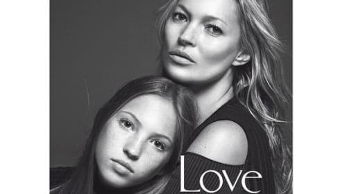 ケイト・モスの娘が昔のケイトにそっくりすぎると話題に 「可愛すぎ」「13歳に見えない」