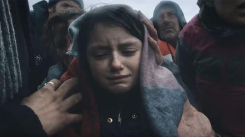 難民の子供たちの過酷な現実を描いた映像が衝撃的すぎる【動画】
