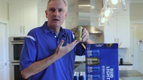 米国で人気のビール「バドライト」が神キャンペーン! 黄金の缶が出たらスーパーボウルのチケット一生分獲得のチャンス