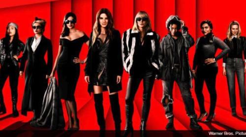全米で好調な『オーシャンズ8』、早くも出演者から続編を望む声