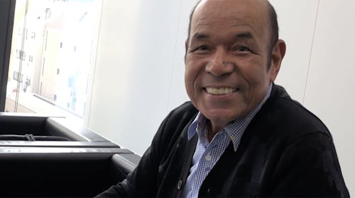 【ぐう聖】鉄人・衣笠祥雄が「元祖カープ女子」西川美和監督最新作『永い言い訳』を応援!