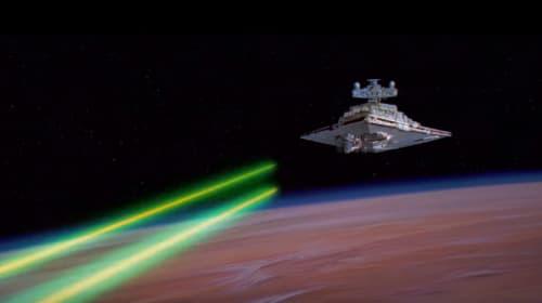 『スター・ウォーズ』スター・デストロイヤーの造り方をNASAの技術者が真剣に考えてみた【動画】
