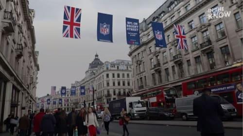 NFLロンドン開催の歴史を振り返る