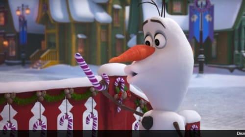 『アナ雪』オラフが主役の短編映画、『Olaf's Frozen Adventure』の予告編が公開!