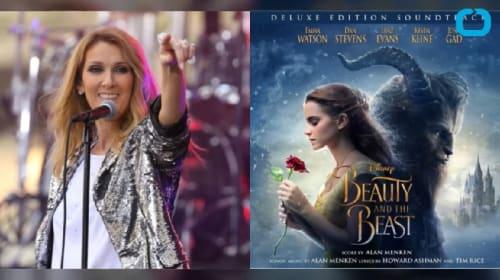 セリーヌ・ディオンが、実写版『美女と野獣』に新曲を提供!