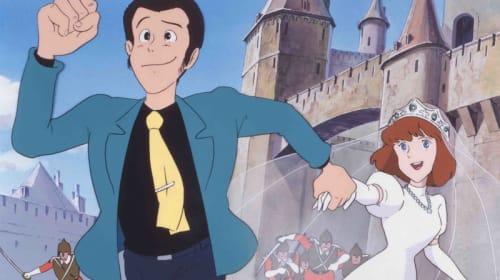 ルパン三世原作50周年記念、不朽の名作『ルパン三世 カリオストロの城』が超迫力のMX4D版で甦る!2017年1月公開