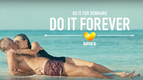 「Do It Forever!」 デンマークの旅行会社が長生きするためのあるキャンペーンを展開