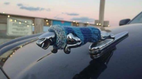 そろそろ寒くなってきたな・・・ジャガードライバーならではの冬支度
