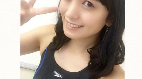 脊山麻理子アナ(36歳)のセクシーすぎる競泳水着姿に男性ファン大興奮! 「素晴らしい」