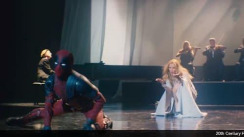 どっちが強い?デッドプールとセリーヌ・ディオンが新曲MVの中でまさかの口喧嘩