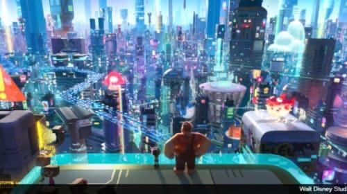 『シュガー・ラッシュ:オンライン』の最新予告編が公開!ラルフとヴァネロペが歴代ディズニープリンセスと遭遇【映像】