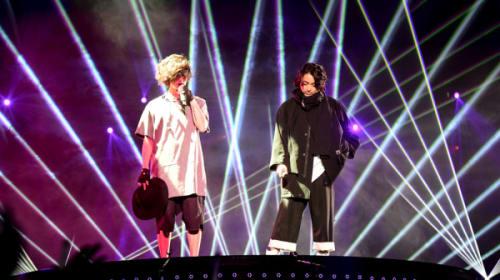 赤西仁がスペシャルライブでサプライズ! 山田孝之とのユニット「JINTAKA」が一夜限りの再結成