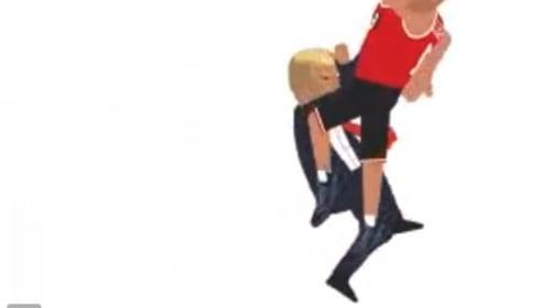 米バスケ界の「名物親父」ラバー・ボール氏、トランプ大統領からの挑発にGIFアニメで応戦!