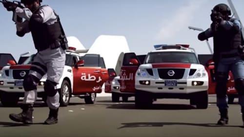 「アブダビ警察24時」再び!フェラーリを追い詰めるGT-Rがカッコ良すぎる【動画】
