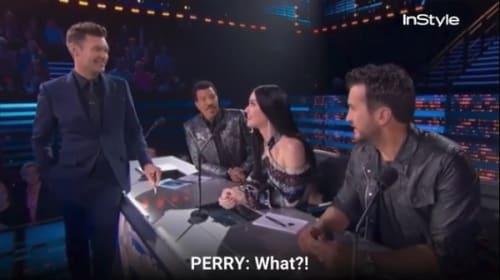 ケイティ・ペリー、『アメリカン・アイドル』生放送中に司会者から口説かれる!?