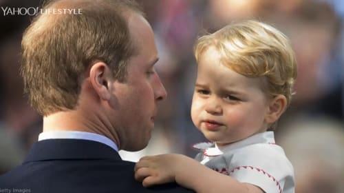 英ウィリアム王子とキャサリン妃が、ジョージ王子に将来王になる運命をまだ明かしてない理由とは?