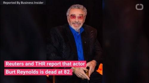 米俳優バート・レイノルズの訃報に悼む声続々、A・シュワルツェネッガー、マーク・ウォールバーグらがコメント