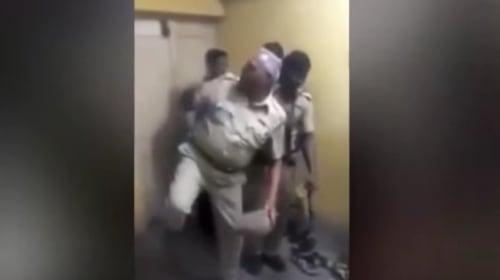 刑務所で踊りまくってた看守のおっさんが停職処分にwww 世界中から同情の声【動画】