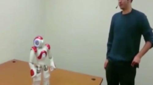 命令に対し「ノー」と拒否するロボットが誕生 人間にとっての脅威となり得るのか?【動画】