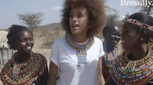 ケニアに「女性しかいない村」がある。その理由がカッコよすぎる【動画】