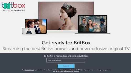 ITV and BBC's new Netflix rival 'BritBox' will cost £5.99 a month
