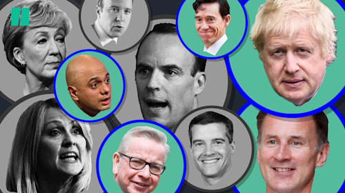 Who will be Boris Johnson's challenger in the final ballot?