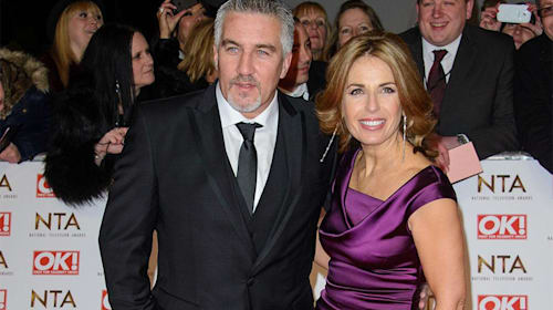 Paul Hollywood's ex-girlfriend says she was 'besotted' with the celebrity baker