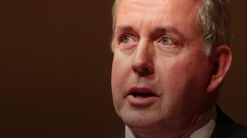 Sir Kim Darroch resigns as the UK ambassador to the US