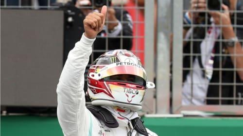 Lewis Hamilton seals home success at the British Grand Prix