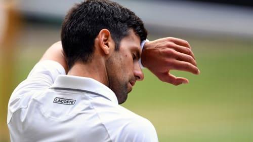 Novak Djokovic beats Roger Federer in Centre Court classic