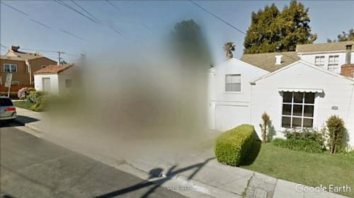 Here's why some houses are blurred out on Google Street View