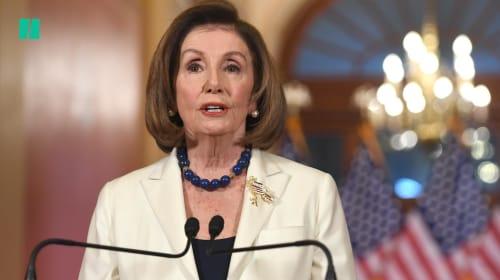 Nancy Pelosi authorises drafting of impeachment articles against Trump