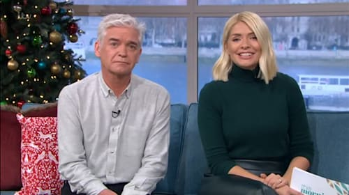 Phillip Schofield defends This Morning selfie with Boris Johnson