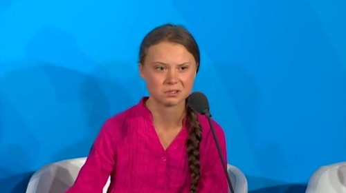 Brazil's president calls Greta Thunberg a 'brat' over comments on Twitter