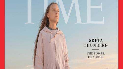 Donald Trump Jr. slams Time for choosing Greta Thunberg as Person of the Year