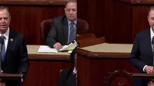 House of Representatives votes to send Trump impeachment to Senate for trial