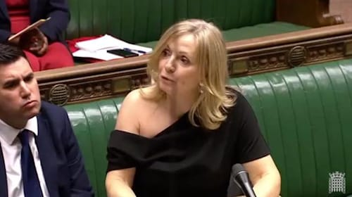 Labour's Tracy Brabin reacts after number blunder on This Morning