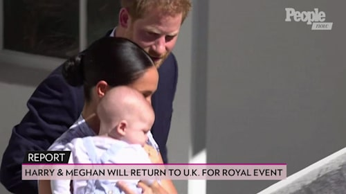 The Queen has reportedly requested Harry and Meghan return to UK for royal event