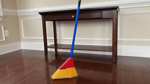 Truth behind 'NASA' standing broom trick revealed: 'I didn't believe it at first'