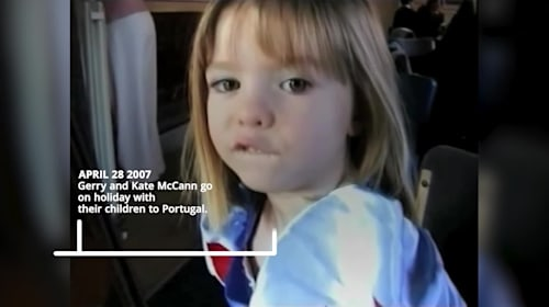 German authorities 'ignored tip-off about Madeleine McCann suspect in 2013'