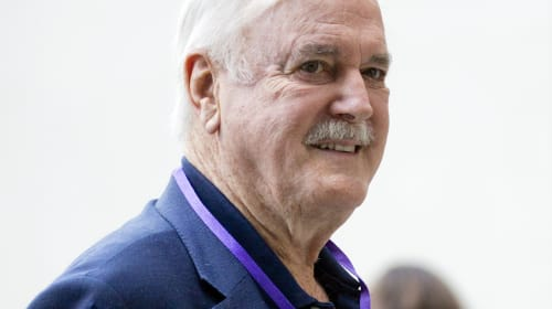John Cleese says he's 'much too mischievous' for a knighthood