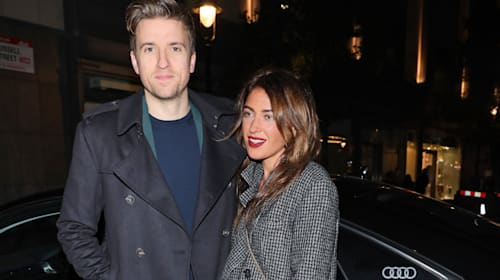 Greg James' wife says he didn't come home from Brit Awards following Radio 1 no-show