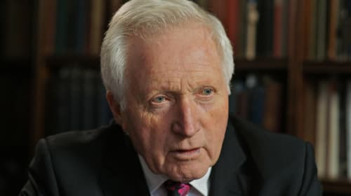 David Dimbleby brands Boris Johnson a 'liar'