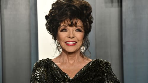 Joan Collins says Phillip Schofield coming out is 'odd' as people 'knew he was gay'