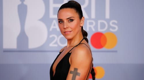 Mel C reveals 'scuffle' with Victoria Beckham almost got her kicked out of the Spice Girls