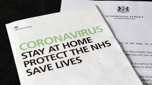 Coronavirus: Police break up nearly 500 house parties despite lockdown