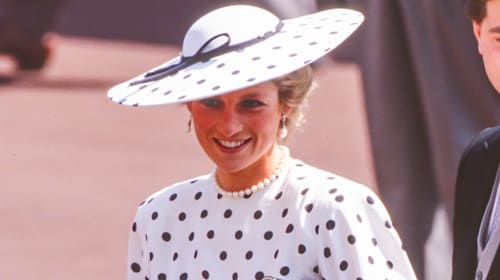 Princess Diana's style is more on trend than ever, says ex Vogue editor