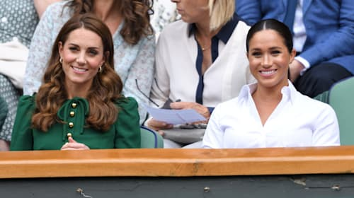 Meghan Markle and Kate Middleton becoming more of 'a team' as their profiles grow as big as Princes Harry and William
